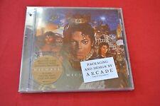 Michael by Michael Jackson (CD, Dec-2010, Epic) Promo Sticker CD NEW SEALED