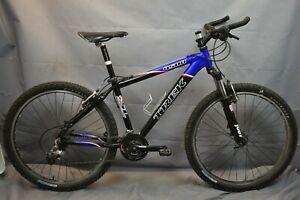 "2005 Trek 4500 MTB Bike Medium 16.5"" Hardtail Rock Shox Shimano Deore US Charity"