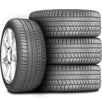 4 New Pirelli P Zero All Season PNCS 235/40R19 96V XL A/S Performance Tires