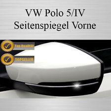 VW Polo 5/V 6R - 3M Chrom-Leisten Zierleisten Seitenspiegel Vorne NEU