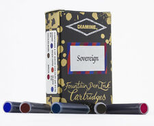 Diamine Fountain Pen Ink Cartridges Pack of 20 - Sovereign