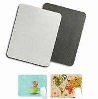 20pcs Blank Mouse Pad Sublimation ink Paper Transfer Heat Press Printing Crafts