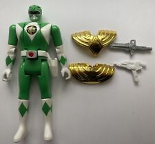 Mighty Morphin Power Rangers Green Ranger, In Near Mint Condition Comes Complete