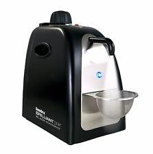 Steam Cleaner, Gemoro Brilliant Spa Black Diamond with Mesh Basket, Tweezers etc