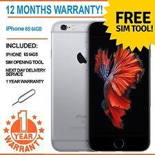 Apple Iphone 6s (Último Modelo) De 64 Gb Desbloqueado De Fábrica-espacio Gris