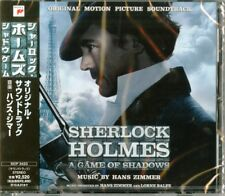 OST (HANS ZIMMER)-SHERLOCK HOLMES: A GAME OF SHADOWS-JAPAN CD F30