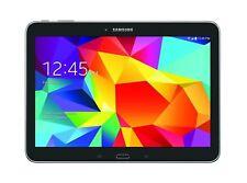 Samsung Galaxy Tab 4 10.1 16GB Black SM-T537V Verizon-Very Good Condition-VG2234