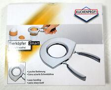 Kuchenprofi Stainless Steel Egg Topper Professional Kitchen Hard Boiled Shell