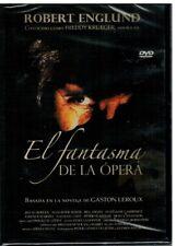 El fantasma de la Ópera DVD