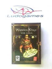 Warrior Kings + Warrior Kings Battles Nuevo Precintado Retro Saga Sealed New SPA