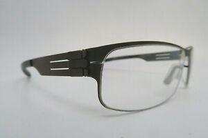 ic! berlin eyeglasses frames NOS unworn mod Serge K men's M made in Germany