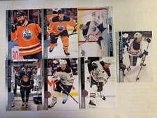 2020-21 Upper Deck UD Series One NHL Hockey Veteran Team Sets (No Young Guns)