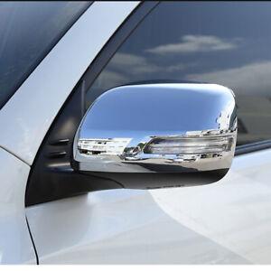 For Toyota Land Cruiser Prado FJ150 150 2010-2018 Rearview Mirror Cap Cover Trim