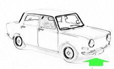 Reparaturblech - Chassisholm vorne rechts für Simca / Talbot 1000