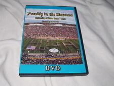 University of Notre Dame Band: Proudly in the Heavens DVD 2009 Halftime Shows