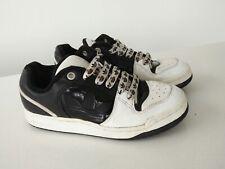 Women's Adidas respect me  black white trainers shoes UK 5 EU 38