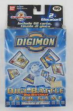 Digimon Digi-Battle Card Game battaglia 62 carte BANDAI NUOVO GiG