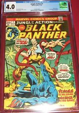 jungle action #7 CGC Graded 4.0 1st Appearance of Venom
