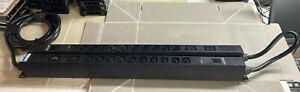 DUAL RACK PDU 32A 250V 8000W 20xC13 4xC19 Power distribution board