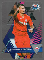 DOMINIK SZOBOSZLAI ROOKIE CARD - UEFA CHAMPIONS LEAGUE CRYSTAL 2019/20 SALZBURG