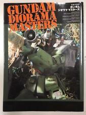 Gundam Diorama Masters  Model Kit Book