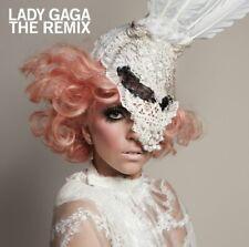 Lady Gaga - The Remix - Lady Gaga CD TMVG FREE Shipping