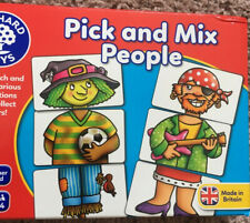 Pick and Mix People Age3-6