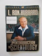 - AN INTRODUCTION TO SCIENTOLOGY [DVD] L.RON HUBBARD [REGION 4] $19.75