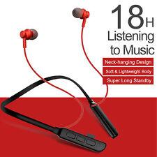 Bluetooth Headset Headphone Wireless Stereo Earbuds for Sports Women Men Boys