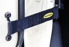 Smittybilt 76-06 JEEP WRANGLER HD ADJUSTABLE DOORS STRAPS TJ YJ CJ 769401