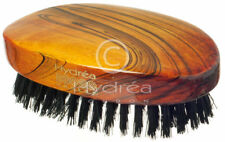Hydrea Mens Military Hair Brush With Black Boar Bristle Wgs13hb