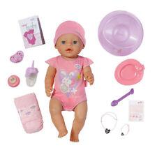 Zapf Creations Baby Born Interactive Girl Doll 820407