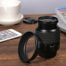 Lens Hood For Canon EW 60C EW-60C 550d 600d EF 18-55mm 28-90mm Camera Lens Hot