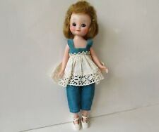 """8 In American Character Betsy Mccall Tosca Doll W/ """"Tv Time"""" Outfit, Shoes"""