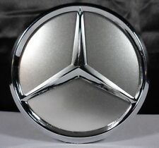 1 Chrome Mercedes Benz Wheel Center Cap Emblem Silver Star Hub AMG 75MM USA