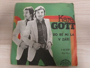 Single /  Karel Gott ?– Do Re Mi La / V Zá?í / RARITÄT /