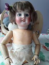 Doll Ancienne poupée SFBJ 60 Paris .