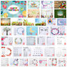 Newborn Baby Girls Boy Blanket Milestone Photography Photo Props Background Grow