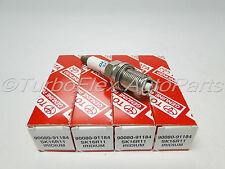 Toyota Scion Iridium Spark Plug Set of 4 Genuine OEM   90080-91184  SK16R11