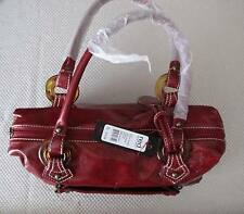 MARC ECKO RED HANDBAG: RED LIGHT MEDIUM TOTE