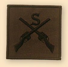 NEW OFFICIAL Sniper Badge, subdued.