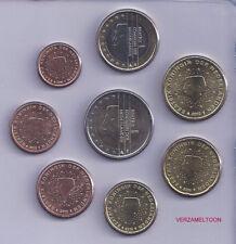 NEDERLAND UNC EURO SET 2010 - serie van 8 munten: 1 cent t/m 2 euro