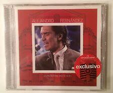 Alejandro Fernández 'Confidencias Reales' Exclusive Limited Bonus Tracks CD/DVD
