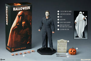 Sideshow Collectibles Michael Myers Deluxe 1:6 Scale Figure Halloween Movie New