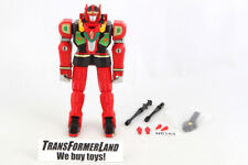 Red Dragon Thunderzord 100% Complete Deluxe DX Mighty Morphin Power Rangers