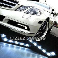 M.Benz Style LED Daytime Running Light DRL Daylight Kit Fog Lamp Day Lights C13
