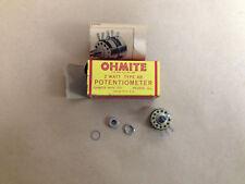 Ohmite 2 watt Type AB Potentiometer 2,500 OHMS