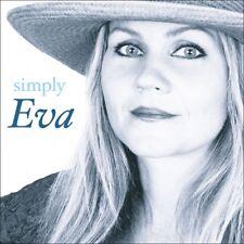 EVA CASSIDY - SIMPLY EVA (2LP,180 GR.45 RPM) 2 VINYL LP NEU