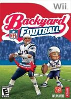 Backyard Football - Nintendo  Wii Game