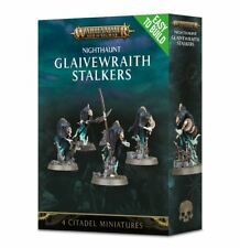 Nighthaunt Glaivewraith Stalkers Games Workshop Warhammer Sigmar Easy to Build